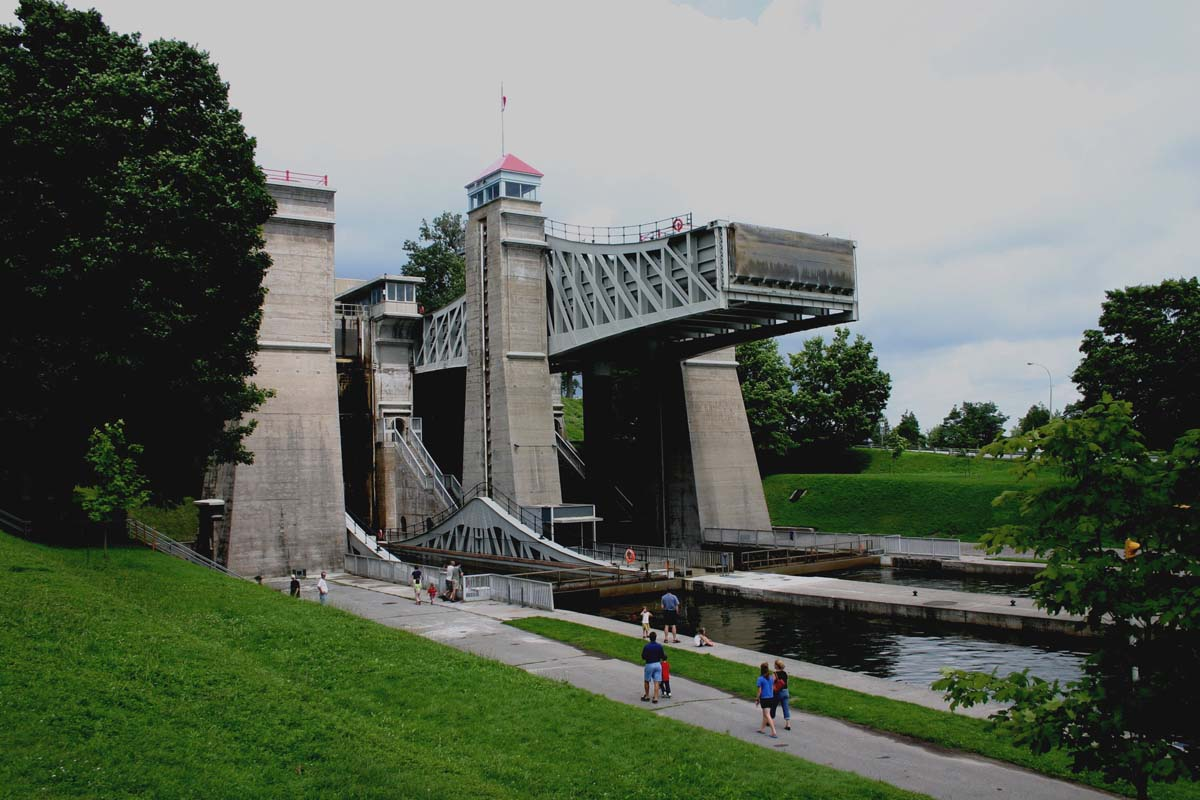 Peterborough Lift Locks - radon peterborough