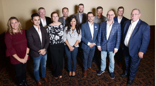 DRHBA new board of directors